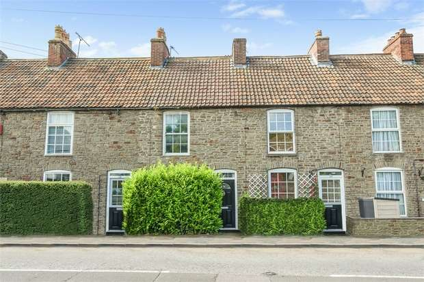 2 Bedrooms Terraced House for sale in Bath Road, Willsbridge, Bristol, Gloucestershire