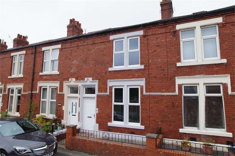 3 Bedrooms Terraced House for sale in CA2 5LU Caldew Street, Denton Holme, CARLISLE, Cumbria