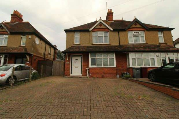 3 Bedrooms Semi Detached House for sale in Basingstoke Road, Reading