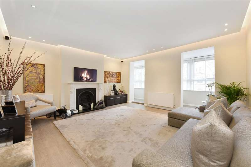 3 Bedrooms Flat for sale in Arkwright Road, Hampstead, NW3