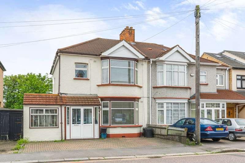 4 Bedrooms House for sale in Wards Road, Newbury, IG2