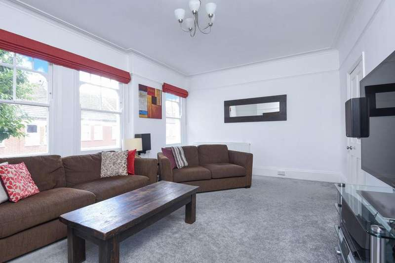 4 Bedrooms Maisonette Flat for sale in Gilbey Road, Tooting