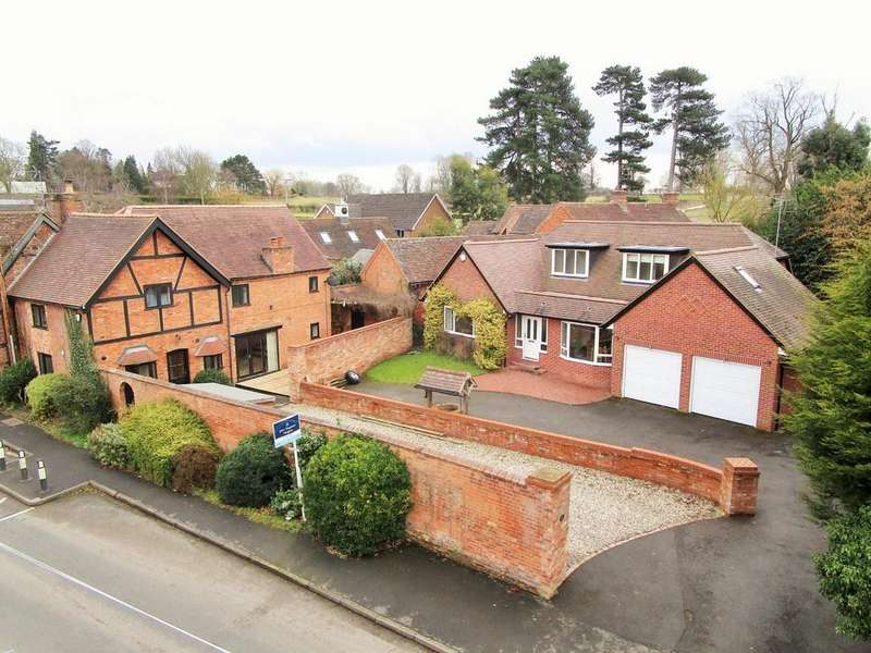 7 Bedrooms Detached House for sale in High Street, Barford, Warwickshire