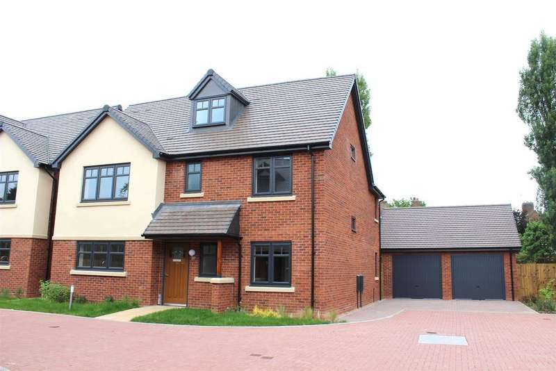 5 Bedrooms Detached House for sale in Main Road, Sheepy Magna, Atherstone