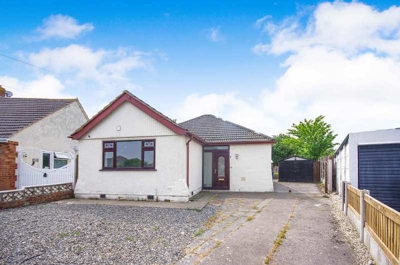 3 Bedrooms Detached Bungalow for sale in Overton Avenue, Prestatyn