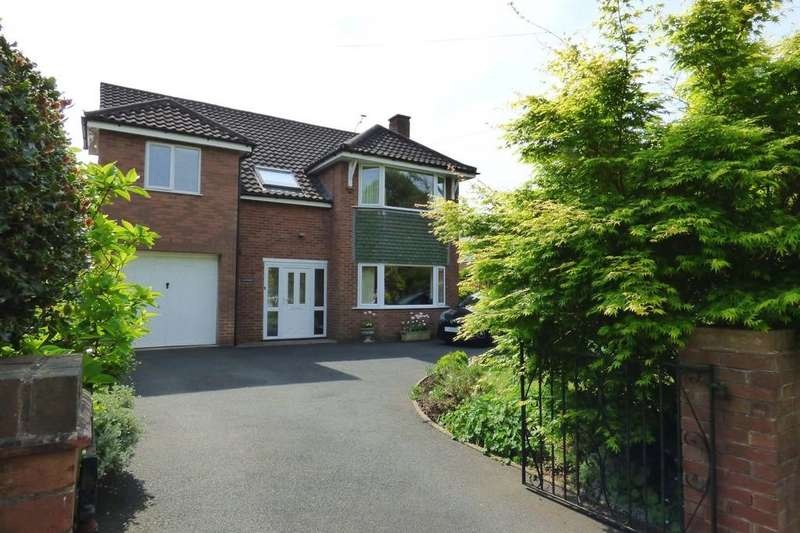 4 Bedrooms Detached House for sale in Holmcroft Road, Stafford