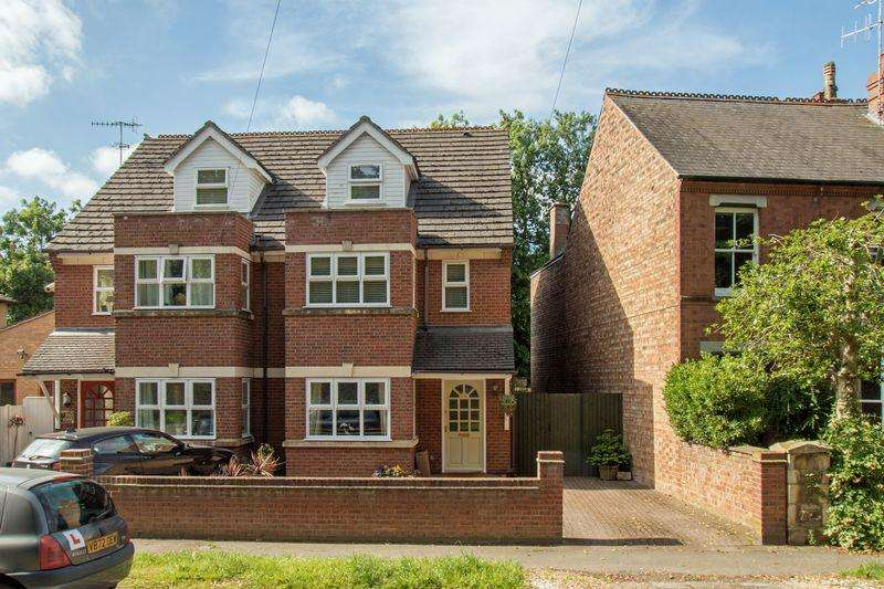 4 Bedrooms Town House for sale in Barnack Road, Stamford