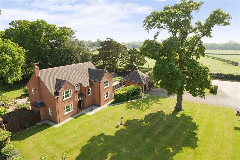 5 Bedrooms Detached House for sale in Dovaston Court, West Felton, SY11