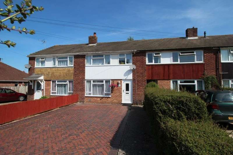 3 Bedrooms Terraced House for sale in Long Close Road, Hedge End SO30