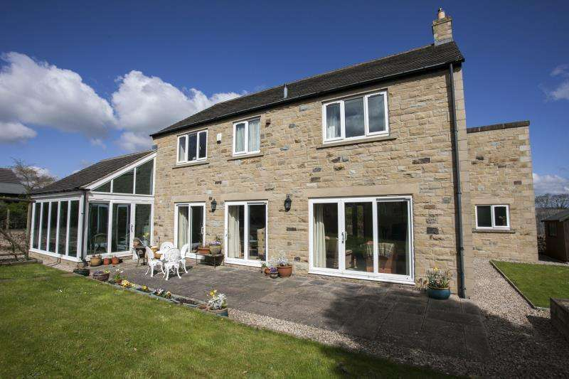 3 Bedrooms Detached House for sale in Garth , Boldron , Barnard Castle , County Durham