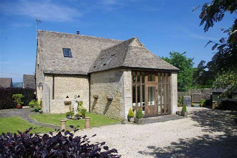 2 Bedrooms Barn Conversion Character Property for sale in Clapton-on-the-Hill, Cheltenham, Gloucestershire