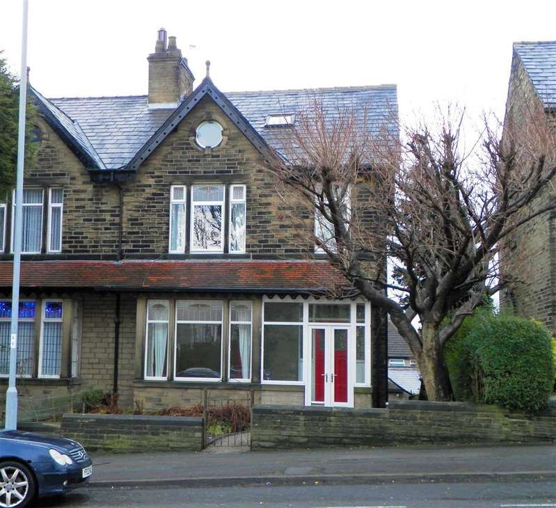 4 Bedrooms Semi Detached House for sale in St. Enochs Road, Wibsey, Bradford, BD6