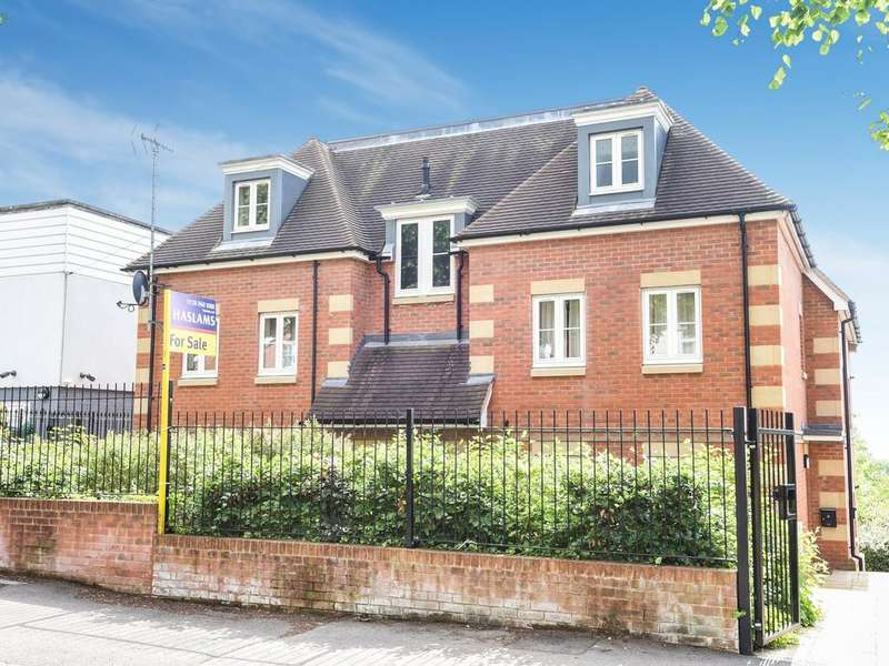 2 Bedrooms Apartment Flat for sale in Lime Ridge, Northcourt Avenue, Reading, RG2