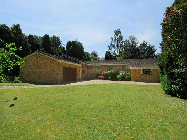 4 Bedrooms Detached Bungalow for sale in RIVER VIEW CLOSE, CHILBOLTON SO20