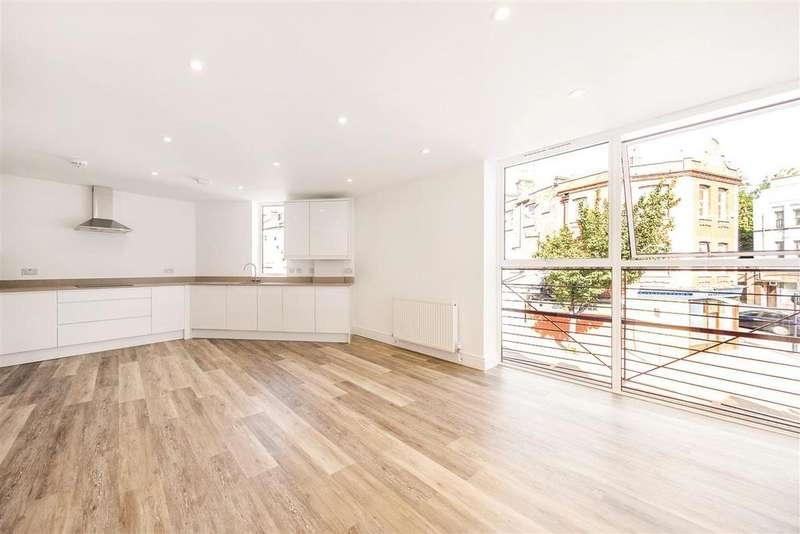 1 Bedroom Flat for sale in Broomhill Road, SW18