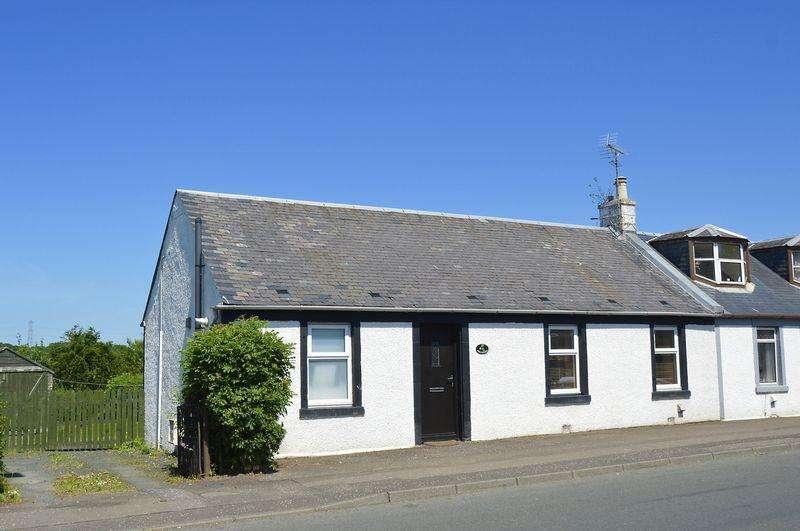 2 Bedrooms Cottage House for sale in Rose Cottage, Coylton