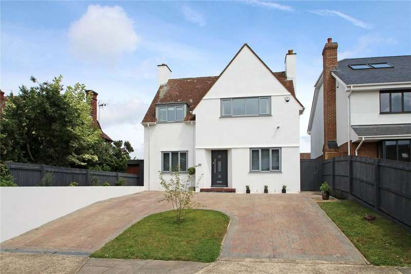 4 Bedrooms Detached House for sale in Old Dover Road, Canterbury, Kent, CT1