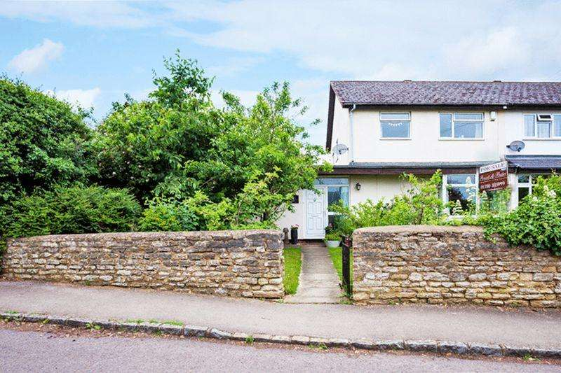 3 Bedrooms Semi Detached House for sale in Church Street, Maids Moreton