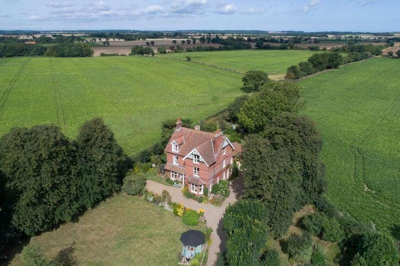 8 Bedrooms Detached House for sale in Trunch, nr Mundesley, Norfolk