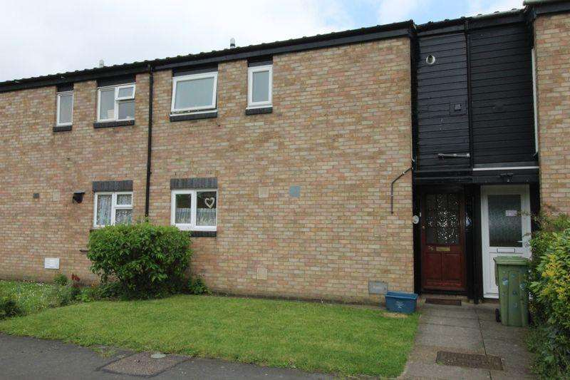 2 Bedrooms Terraced House for sale in Whitethorns, Newport Pagnell