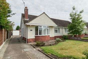 2 Bedrooms Semi Detached Bungalow for sale in Dukes Crescent, Sandbach, CW11 1BL