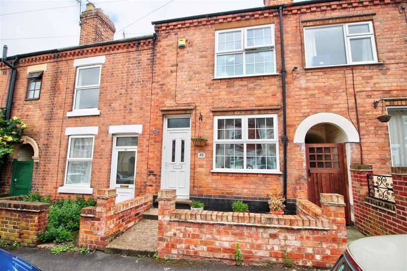 3 Bedrooms Terraced House for sale in Park Street, Heanor