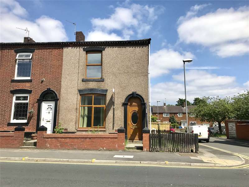 3 Bedrooms Terraced House for sale in Ashton Road, Bardsley, Oldham, Greater Manchester, OL8