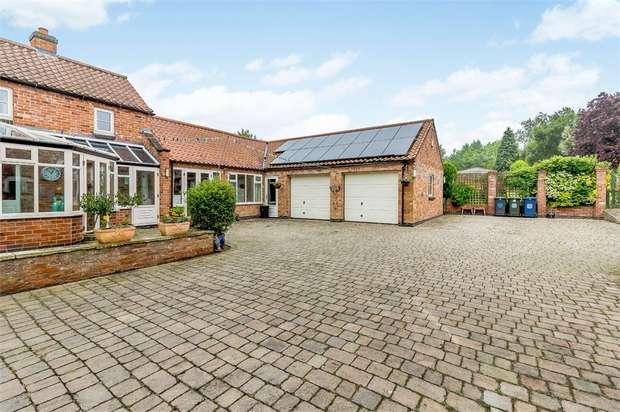 4 Bedrooms Detached House for sale in Hawksworth Road, Screveton, Nottingham