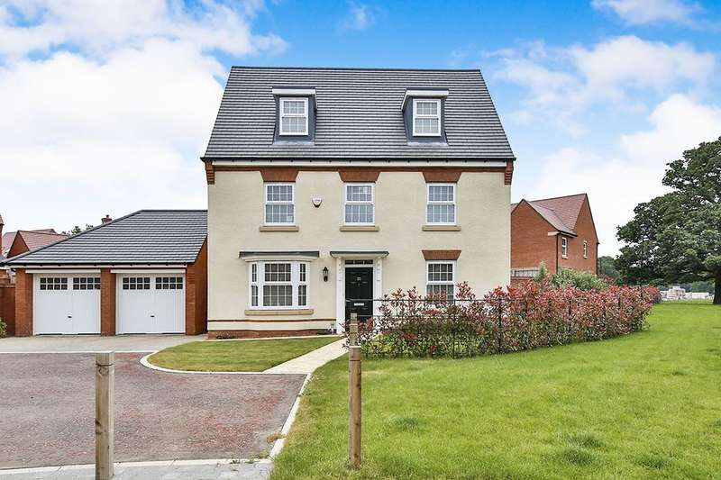 5 Bedrooms Detached House for sale in Richardby Crescent, Durham, DH1