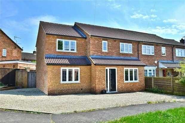 3 Bedrooms Semi Detached House for sale in Howard Road, Seer Green, Beaconsfield, Buckinghamshire