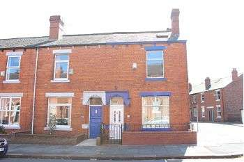 4 Bedrooms End Of Terrace House for sale in Greystone Road, Carlisle, CA1 2DG