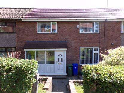 3 Bedrooms Terraced House for sale in Padstow Walk, Hyde, Greater Manchester
