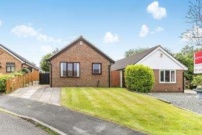 2 Bedrooms Bungalow for sale in Parkside, Lea, Preston, Lancashire