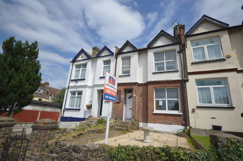 2 Bedrooms Terraced House for sale in Old Park Road, Abbey Wood