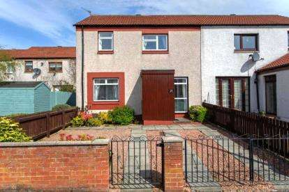 3 Bedrooms Semi Detached House for sale in Rowallan Green, Glenrothes