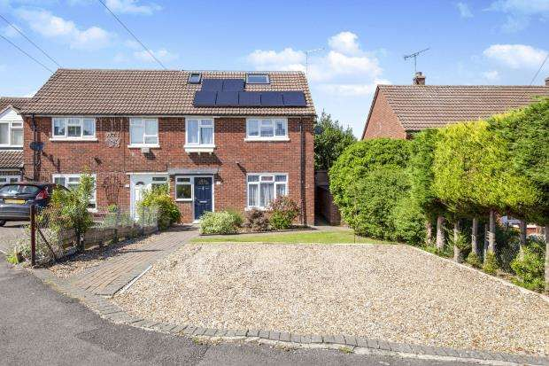 4 Bedrooms Semi Detached House for sale in Maidenhead, Berkshire, United Kingdom
