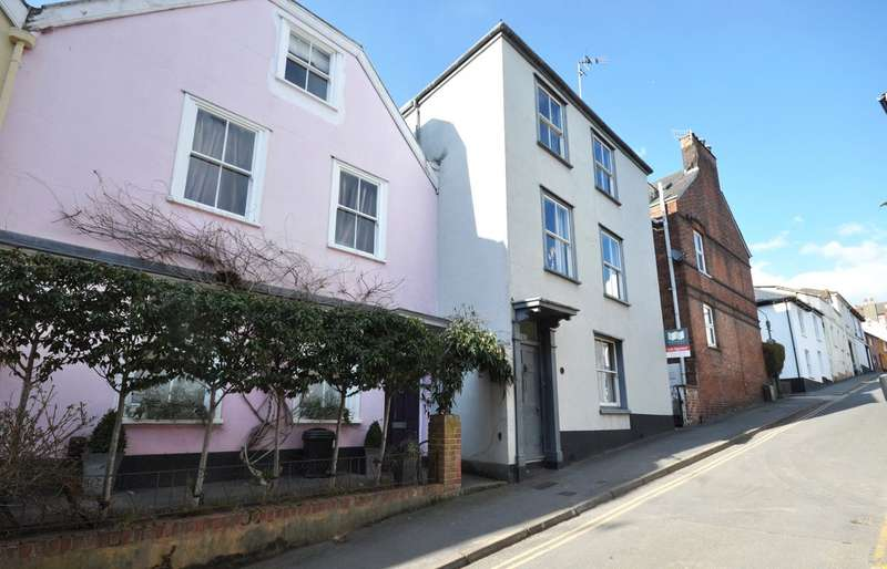 6 Bedrooms Terraced House for sale in Exeter, Devon