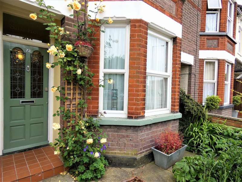 3 Bedrooms Terraced House for sale in Chiltern Rd, Dunstable