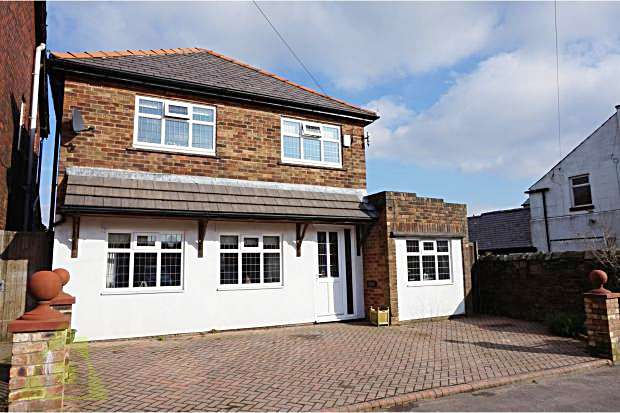 3 Bedrooms Detached House for sale in Church Street, Blackrod, BL6