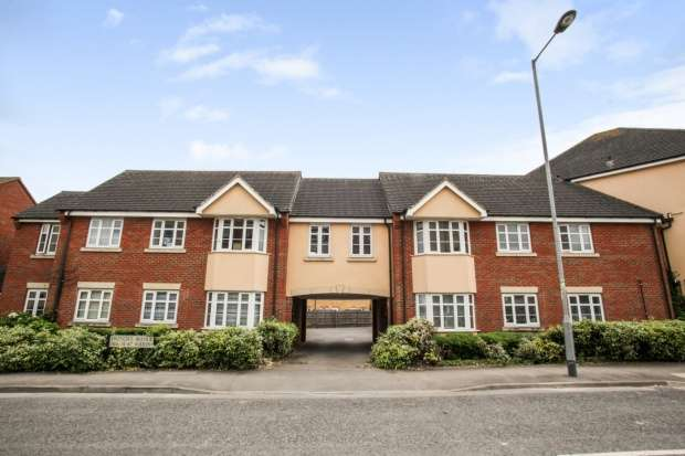 2 Bedrooms Apartment Flat for sale in Frenchs Avenue, Dunstable, Bedfordshire, LU6 1EH