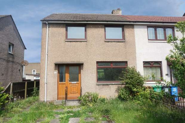 2 Bedrooms Property for sale in Watters Crescent, Lochgelly, Fife, KY5 9LD