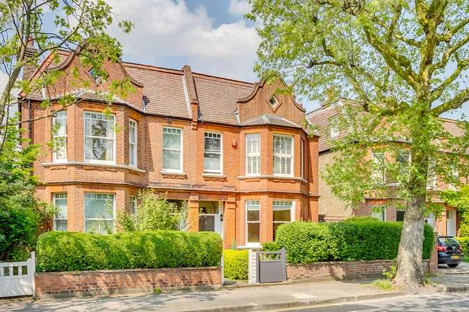 6 Bedrooms Semi Detached House for sale in Stamford Brook Road, Stamford Brook