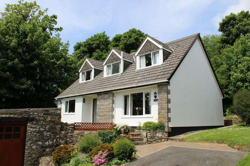 4 Bedrooms Detached House for sale in Clarbeston Road, Pembrokeshire