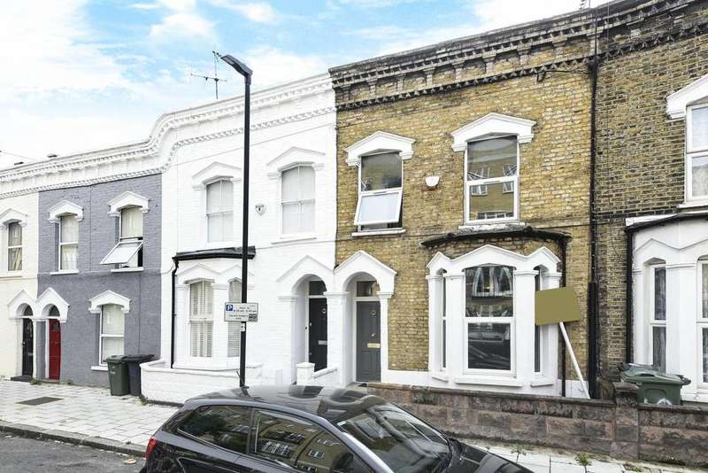 4 Bedrooms Terraced House for sale in Combermere Road, Clapham
