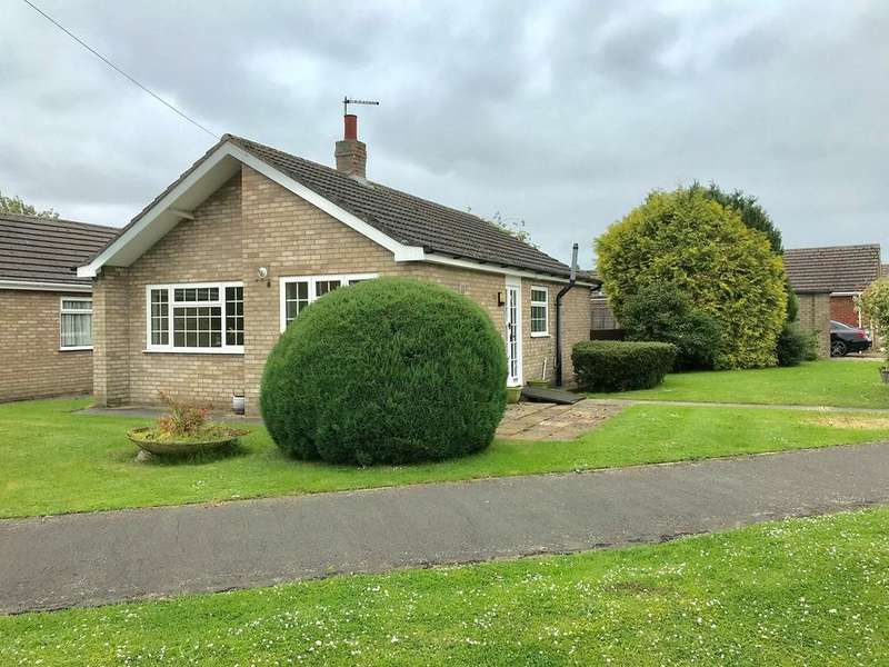 2 Bedrooms Bungalow for sale in Welby Drive, Gosberton, Spalding, PE11
