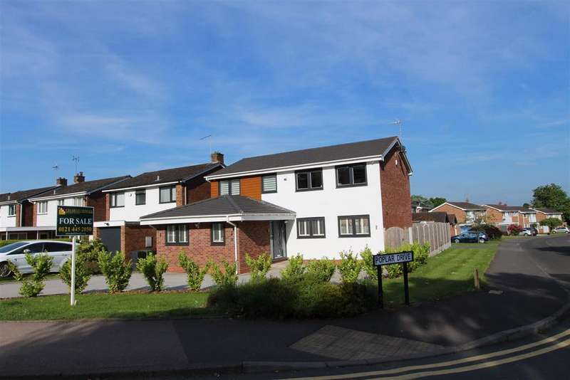 4 Bedrooms Detached House for sale in Hewell Road, Barnt Green, Birmingham