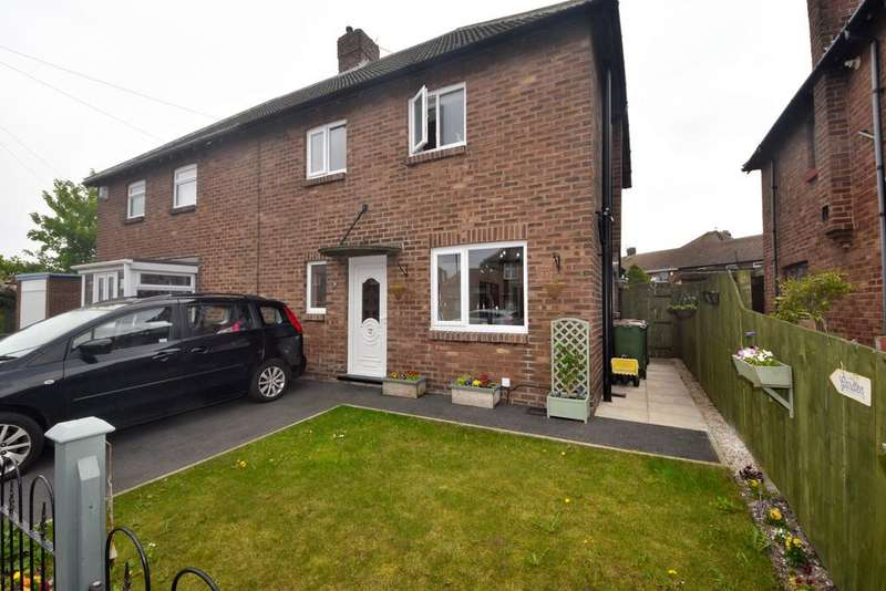3 Bedrooms Semi Detached House for sale in Lucerne Road, Redcar TS10