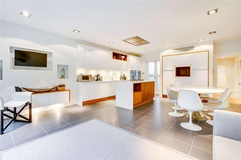 4 Bedrooms Flat for sale in Ebury Street, Belgravia