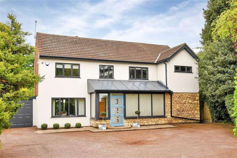 4 Bedrooms Detached House for sale in Burton Road, Lincoln, Lincolnshire