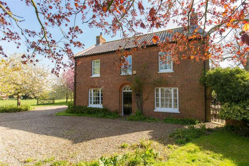 4 Bedrooms Detached House for sale in Thurlton, Norwich, NR14